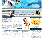 Ecommerce Template Travel -t-0065