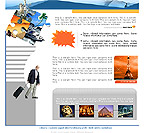 Ecommerce Template Travel -t-0082