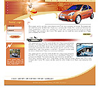 Ecommerce Template Cars -t-0085