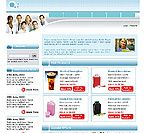 Ecommerce Template Medical -t-0108
