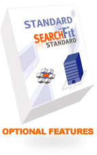 Shopping Cart Software Options for SearchFit Standard