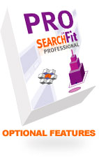 Shopping Cart Software for SearchFit Pro