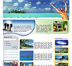 Ecommerce Template Travel -t-0168